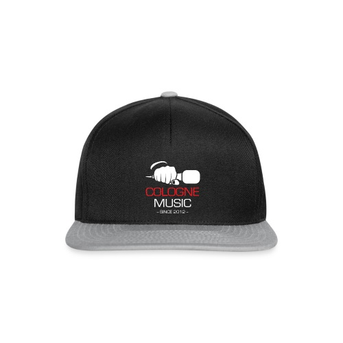 Cap Cologne Music - Snapback Cap