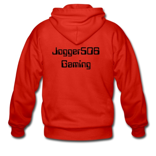 jogger506 jacket - Men's Premium Hooded Jacket