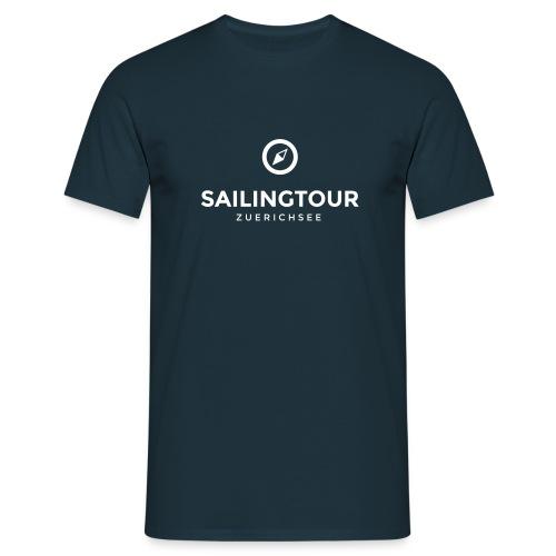 Sailing Tour Zürichsee Shirt Männer - Männer T-Shirt