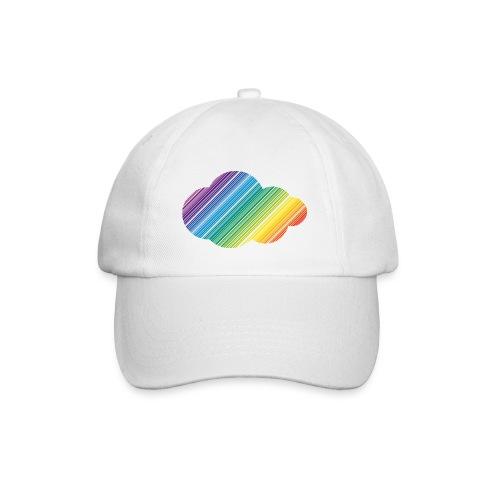 Kyrkan på West Pride: Rainbow Cloud Cap - Basebollkeps