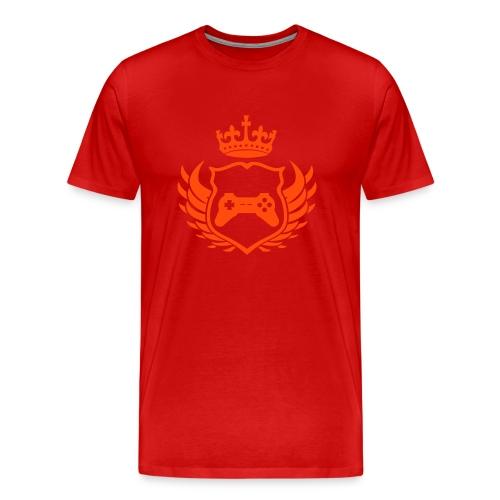 game controler T-shirt - Mannen Premium T-shirt