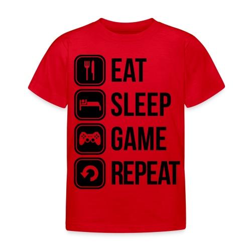 kids- gaming t- shirt - Kids' T-Shirt