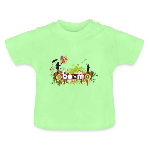 boom_Alice - Maglietta per neonato