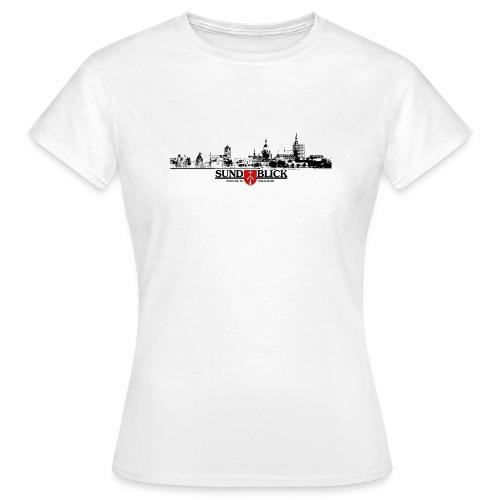 Shirt Skyline (w) - Frauen T-Shirt