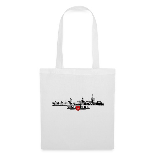 Tasche Skyline - Stoffbeutel