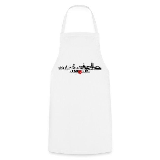 Grill/Kochschürze Skyline