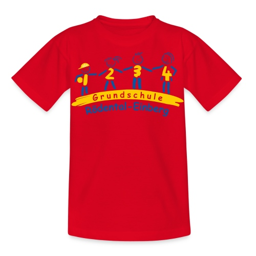 Kinder-Shirt basic - Kinder T-Shirt