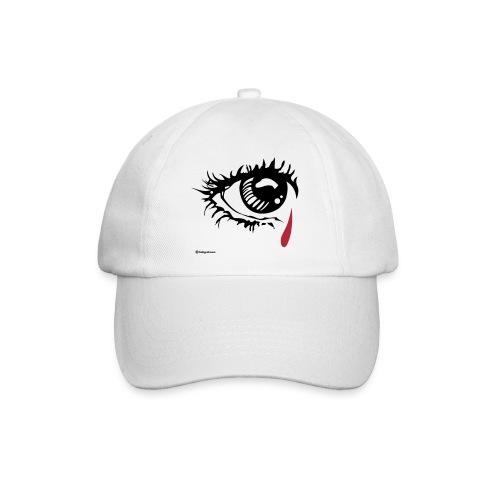 Crying eye - Baseball Cap