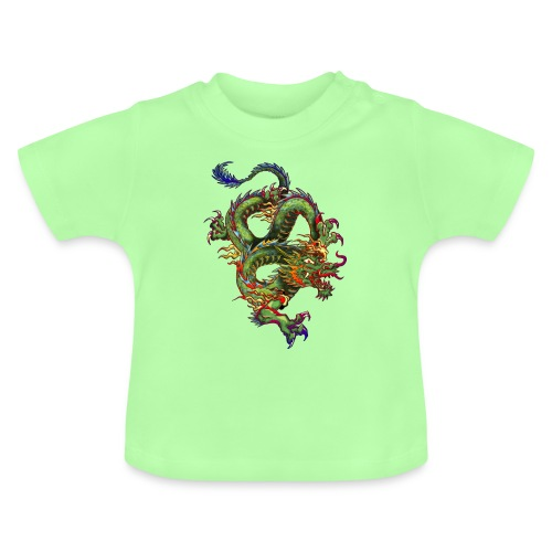 DRAGON BY 001 cs - T-shirt Bébé