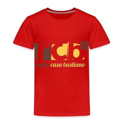 Maglietta RCB premium bambini vari colori - Maglietta Premium per bambini