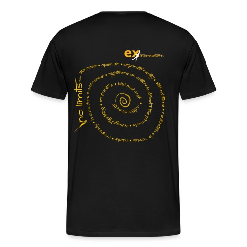 Klettern - No Limits - Männer Premium T-Shirt
