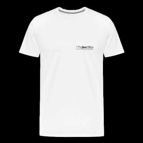 LibreOffice t-shirt for men - Men's Premium T-Shirt