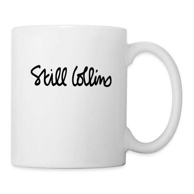 Kaffeebecher weiß