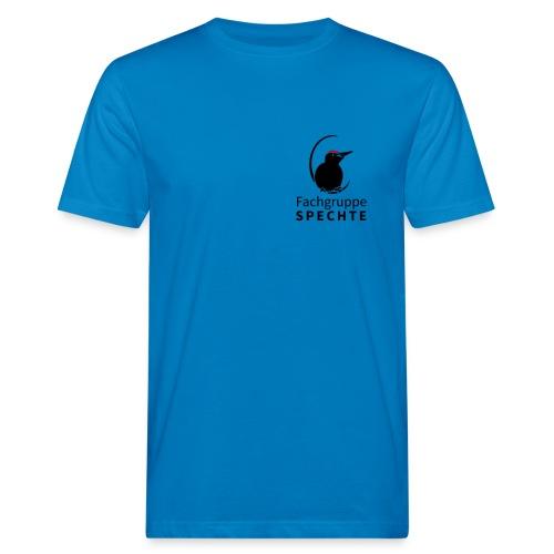 PICUS III, male - Männer Bio-T-Shirt