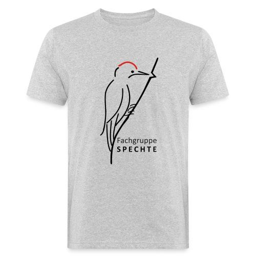 PICUS II, male - Männer Bio-T-Shirt