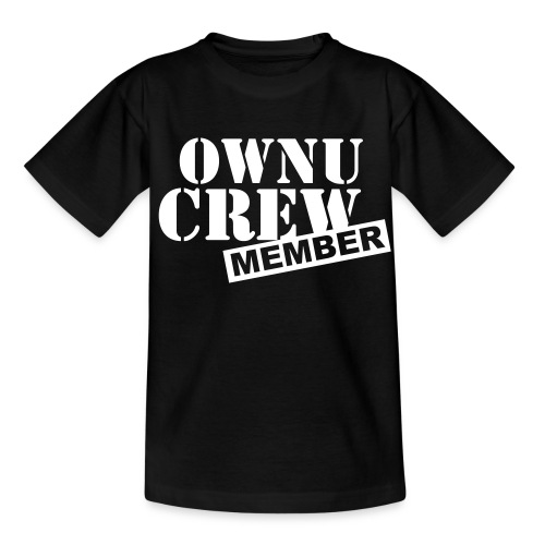 OwNu Gaming T-Shirt - Kinder T-Shirt