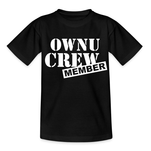 OwNu Gaming T-Shirt - Teenager T-Shirt