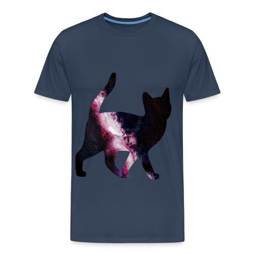 Cat - Mannen Premium T-shirt