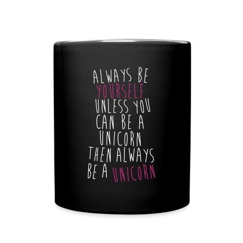 Tasse - Tasse einfarbig