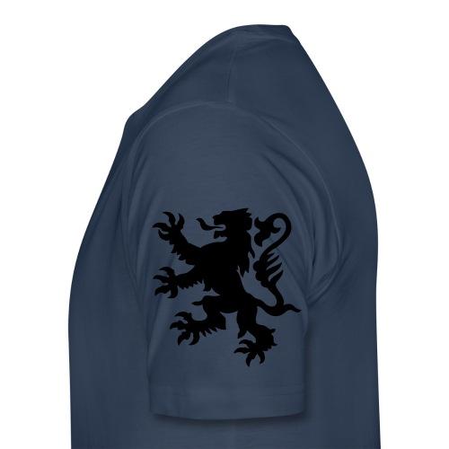 Danmark trøje - Herre premium T-shirt