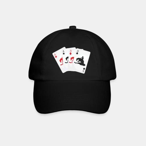 Kartenspiel Reining Cap - Baseballkappe