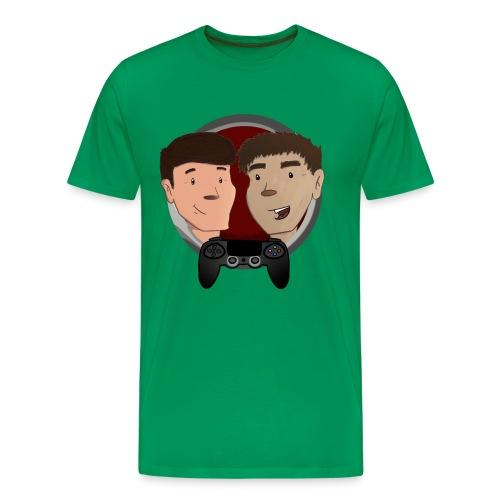 T-Skjorte - Menn - Premium T-skjorte for menn