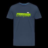 T-Shirts ~ Männer Premium T-Shirt ~ CHROMELESS // DANGAST VOL.1