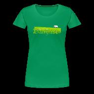 T-Shirts ~ Frauen Premium T-Shirt ~ CHROMELESS // DANGAST VOL.1