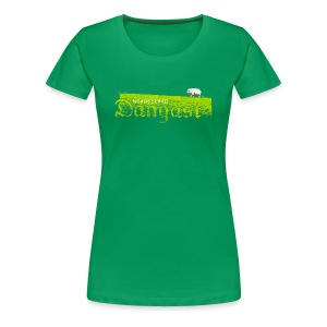 CHROMELESS // DANGAST VOL.1  - Frauen Premium T-Shirt
