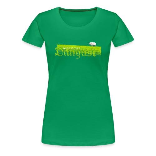 CHROMELESS // DANGAST VOL.1  - Frauen Premium T-Shirt