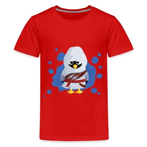 Tee-shirt Ado Pingouin's creed - T-shirt Premium Ado