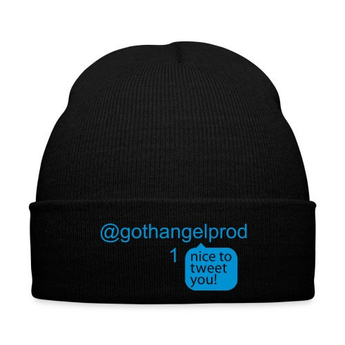 Goth Angel Productions one size beanie - Winter Hat