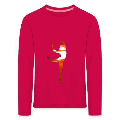 st000275 - Maglietta Premium a manica lunga per bambini