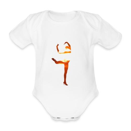 st000279 - Body ecologico per neonato a manica corta