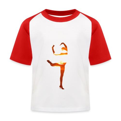 st000270 - Maglietta da baseball per bambini