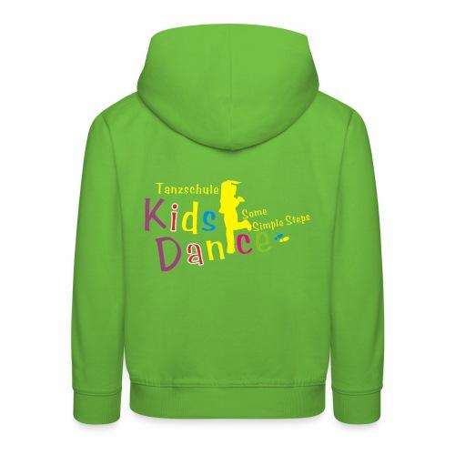 KidsDance Kapuzenpulli - Kinder Premium Hoodie