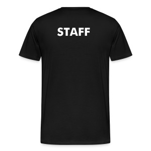 Fun-Shirt Staff - Männer Premium T-Shirt