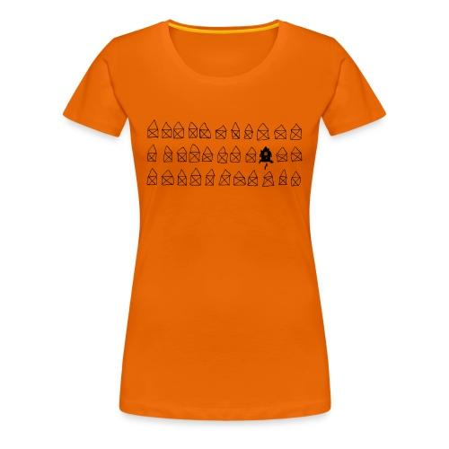 home sweet home - Frauen Premium T-Shirt