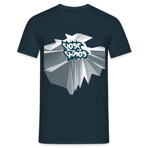 CloseToChaos_cover - Männer T-Shirt
