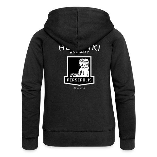 Women's hoodie - Women's Premium Hooded Jacket