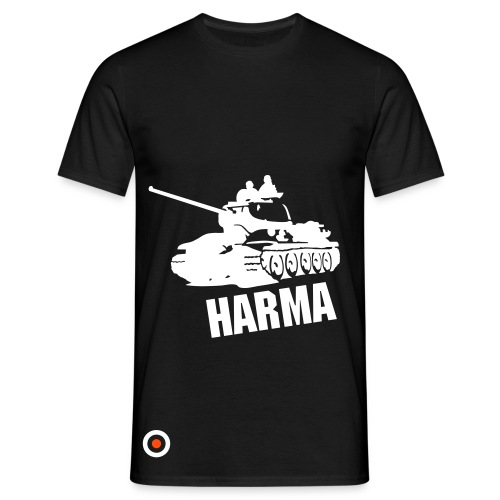 T-shirt Homme - Col rond,Guerre,HARMA,Marque,Tshirt