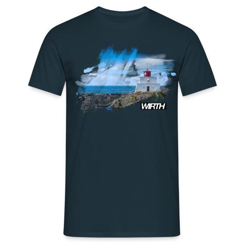 OceanTIME - T-Shirt (MEN) - Männer T-Shirt
