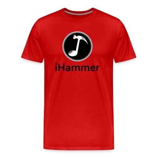 Maglietta Uomo iHammer - Maglietta Premium da uomo