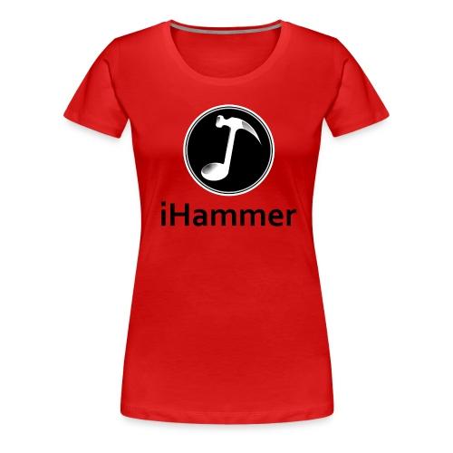Maglietta Donna iHammer - Maglietta Premium da donna