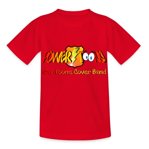 T-Shirt PowertOOns Bambino/a - Maglietta per bambini