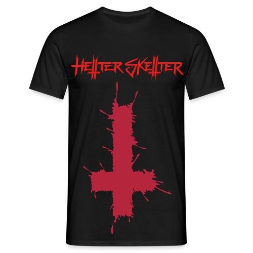 T-Shirt Men New Front Logo Extended - Männer T-Shirt