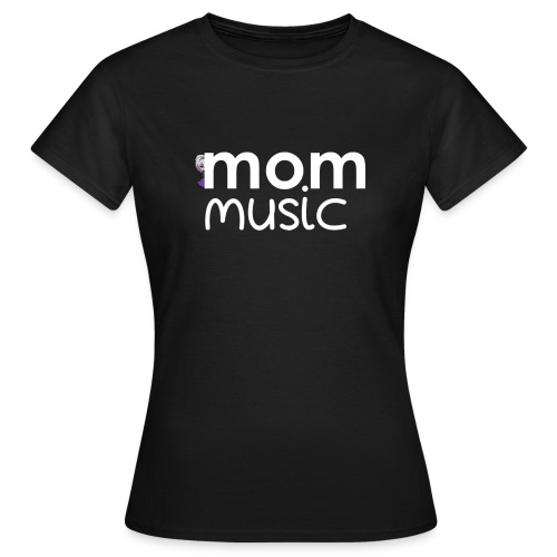 Thumb-mom-titel2.png - Women's T-Shirt