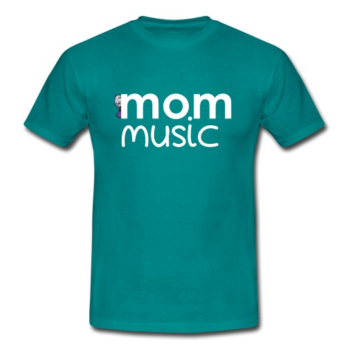 Thumb-mom-titel2.png - Men's T-Shirt