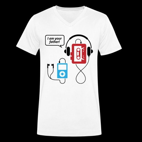 T-shirt Col V  - T-shirt bio col V Stanley & Stella Homme