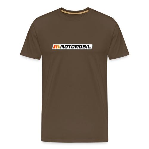 Moto-Shirt-01 - Männer Premium T-Shirt